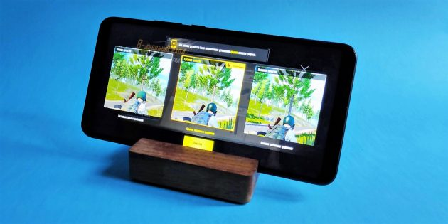 обзор Xiaomi Mi Max 3: Игра
