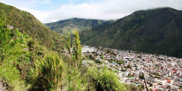 Латинская Америка: Эквадор
