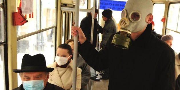 Как не подхватить болезнь в общественном транспорте