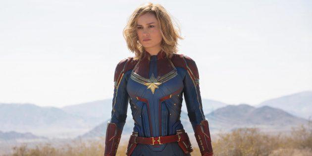Кто такая Капитан Марвел и что покажут в новом фильме?