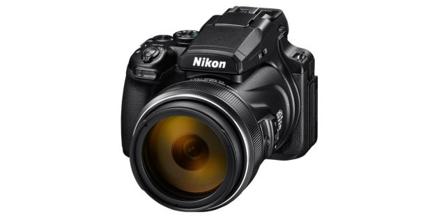 Лучшие фотоаппараты: Nikon Coolpix P1000