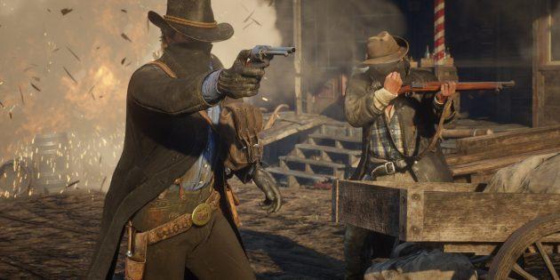 покупать игры: Red Dead Redemption 2