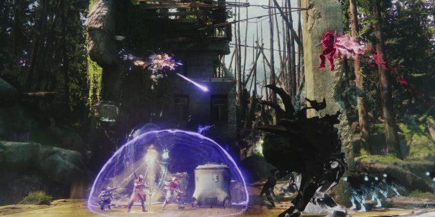 Онлайн-игры с друзьями: Destiny 2