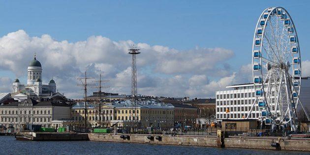 поездка в Финляндию: Как ехать