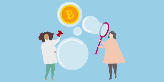 Почему люди верят в криптовалюты и как заработать на падающем рынке
