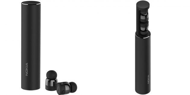 Наушники Nokia: Комплектация