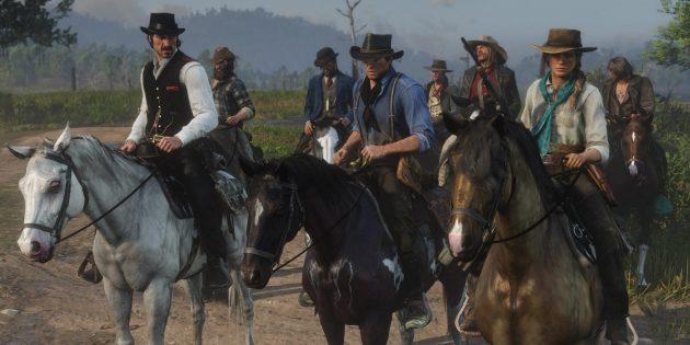 прохождение Red Dead Redemption 2: Загляните в настройки управления