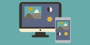 ResizePixel — простой веб-редактор изображений для ПК и смартфонов