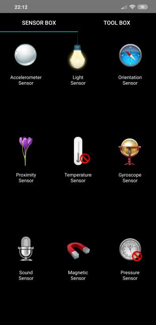 обзор Xiaomi Pocophone F1: SensorBox