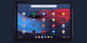 Google представила первый планшет на Chrome OS