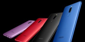 Meizu представила недорогой Note 8 в металлическом корпусе
