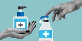 Стоит ли тратить деньги на антибактериальные гели для рук