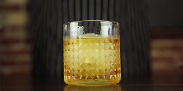 Коктейли с виски: Крёстный отец