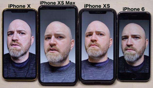 проблемы iPhone: Автоматическое украшение селфи