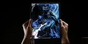 Apple представила новое поколение безрамочных iPad Pro