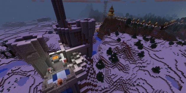 Лучшие игры с открытым миром: Minecraft