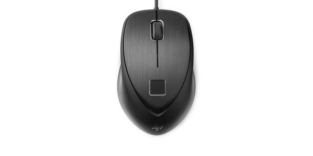 HP USB Fingerprint Mouse