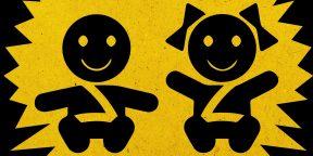 Как путешествовать с ребёнком на автомобиле и не сойти с ума