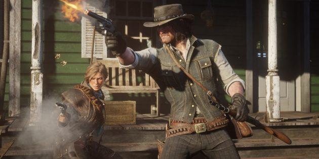 прохождение Red Dead Redemption 2: Будьте осторожнее с законом