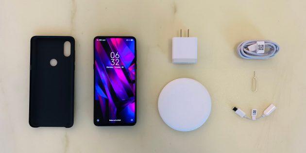Обзор Xiaomi Mi Mix 3: Комплектация