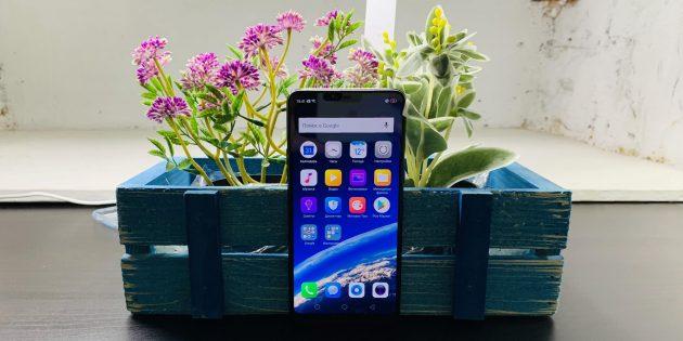 Обзор Oppo F7 — клона iPhone X за 23 тысячи рублей