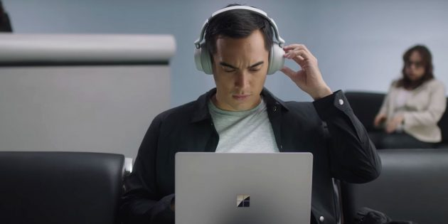 презентация Microsoft: Surface Headphones