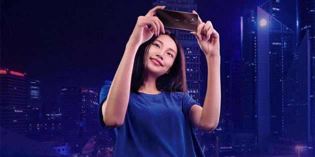 Nokia X7: Камера