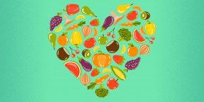 Как очистить овощи и фрукты