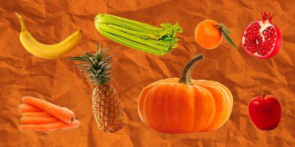 9 фрешей, которые взбодрят вас осенью