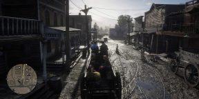 Выходные на Диком Западе. Обзор Red Dead Redemption 2