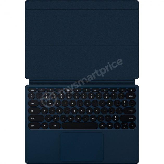 Pixel Slate: Чехол-клавиатура