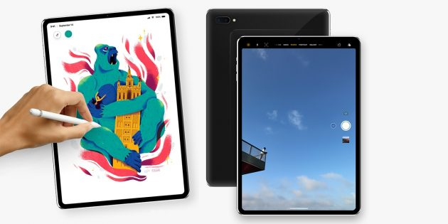 iPad Pro 2018: Новый Apple Pencil