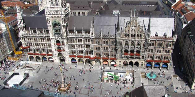 Досуг в Мюнхене