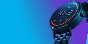Misfit выпустила умные часы Vapor 2 с круглым экраном и NFC