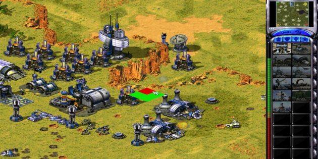 Старые игры на ПК: Command & Conquer: Red Alert 2