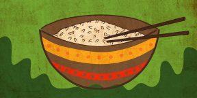 Почему еда в миске кажется вкуснее, чем на тарелке