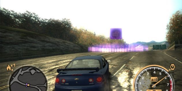 Лучшие гонки на ПК: Need for Speed: Most Wanted (2005)