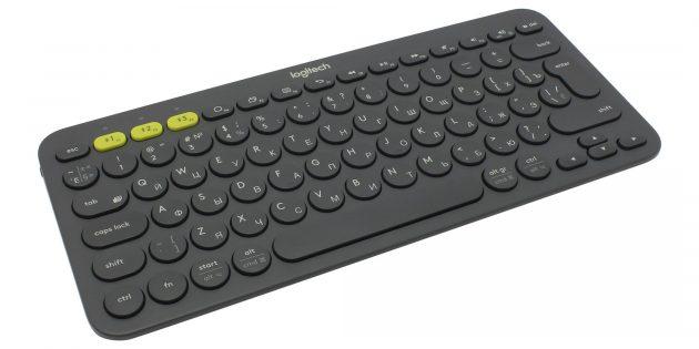 Logitech Wireless K380