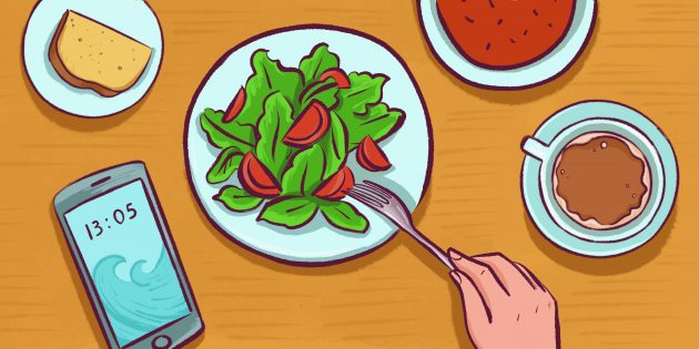 готовые обеды: Не ходите на бизнес-ланчи