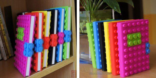 LEGO-блокнот
