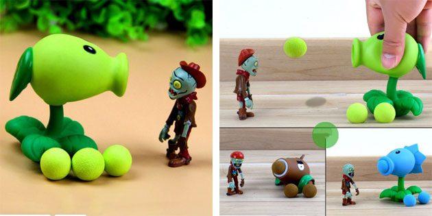 Игрушка «Растения против зомби»