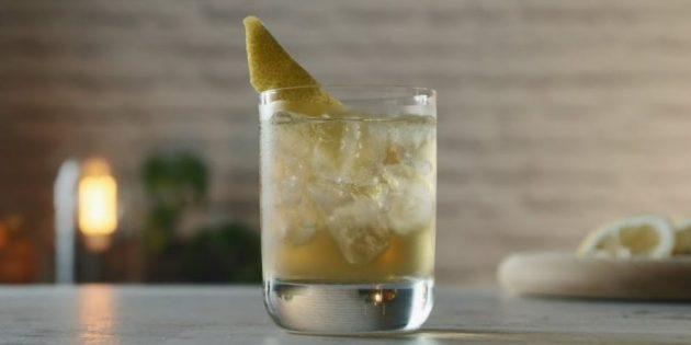 Коктейли с виски: Ржавый гвоздь