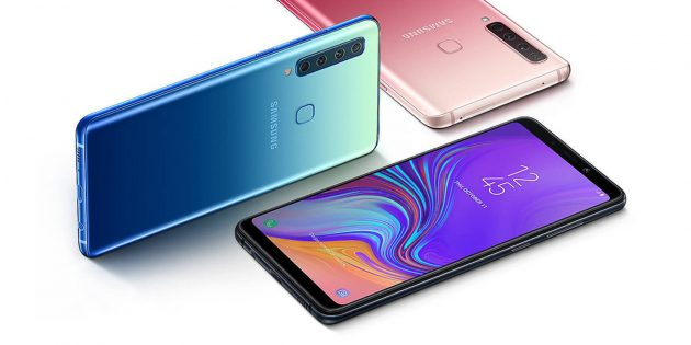 Samsung Galaxy A9 (2018): характеристики