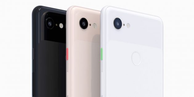 Google Pixel 3 и Pixel 3 XL: характеристики