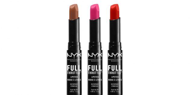 Помада-стик Full Throttle Lipstick
