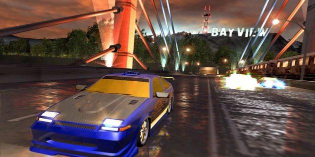 Лучшие гонки на ПК: Need for Speed: Underground 2