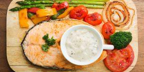 7 лучших рецептов сливочного соуса и 7 аппетитных блюд с ним
