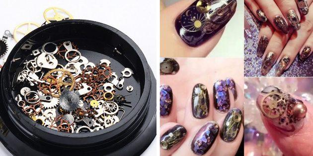 Украшения для ногтей