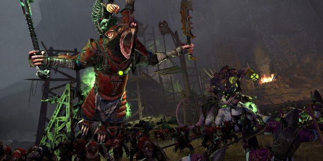 лучшие игры на ПК: Total War: Warhammer 2