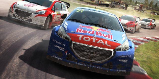Лучшие гонки на ПК: DiRT Rally